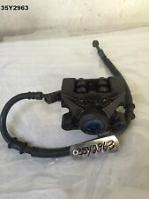 YAMAHA R1  4XV 1998 - 99  REAR BRAKE CALIPER & LINE GENUINE OEM  LOT35  35Y2963