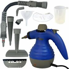 Xtech Electric Handheld Multi Purpose Steam Cleaner + 6 Attachments & 3 Acc.