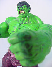 """Marvel Select~     The INCREDIBLE HULK~    10"""" inch~  Complete~~ MEAN"""