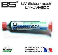 MECHANIC LY-UVH900 SMD PCB SMC CMS SMT Solder mask UV Green