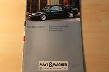 00067) Audi 80 Comfort Prospekt 05/1994