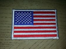 Flag patch USA, free post, normally 3.50 , great for training or bodybuilding,