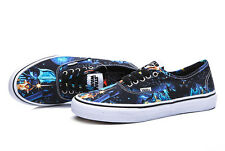 Star Wars VANS Authentic Movie Poster Skate Shoe NEW | Mens 8.5