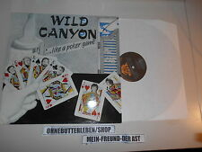 LP Country Wild Canyon - Like A Poker Game (11 Song) BEAR FAMILY