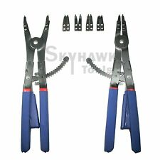 "New 16"" Jumbo Snap Ring Pliers Set CIRCLIP Pliers Retaining Ring Pliers"