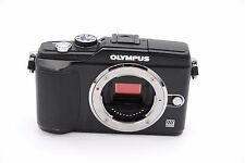 Olympus PEN E-PL2 12.3 MP Digital Camera - Black (Body Only)