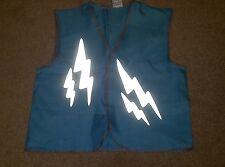 Kids Boys Reflective Vest 3M Scotchlite Reflective Material Size M