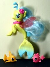 NUOVO Pony My Little Princess SkyStar brushable MOVIE Sea Pony CELESTIA Luna Mer