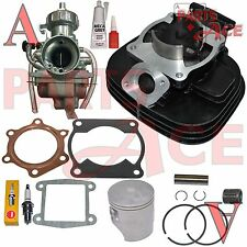 New Yamaha Blaster 200 YFS200 CYLINDER CARBURETOR PISTON GASKET TOP END KIT SET