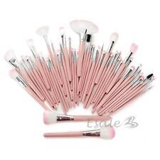 48 tlg Puder Pinsel Pinselset Brush Bürsten Make Up Set mit Tasche
