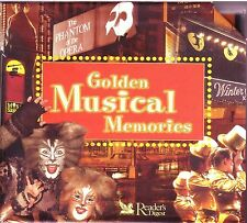 GOLDEN musical Memories READER 'S DIGEST 5 CD' S (senza libretto)