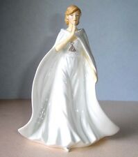 Royal Doulton SILENT NIGHT Pretty Ladies Petite Songs of Christmas Figurine 5700