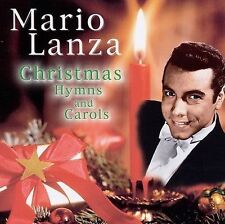 Mario Lanza: Christmas Hymns and Carols  Audio CD