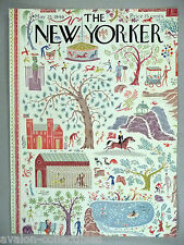 New Yorker Magazine - May 25, 1940 - FRONT COVER ONLY ~~ Joseph Low art