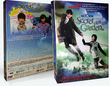 Secret Garden Korean Drama DVD with Good English Subtitle