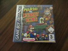 MARIO VS DONKEY KONG          -- NEUF / NEW  -----   pour GAME BOY ADVANCE