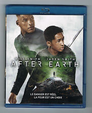 AFTER EARTH - WILL & JADEN SMITH - M. NIGHT SHYAMALAN - BLU-RAY - TRÈS BON ÉTAT