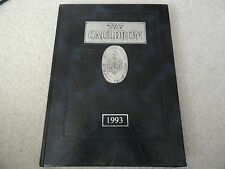 1993 Liberty High School Yearbook from Bethlehem PA