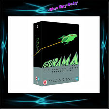 FUTURAMA- COMPLETE SERIES SEASONS 1 2 3 4 5 6 7 8  ** BRAND NEW BOXSET**