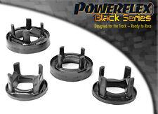 Pfr5-423blk Powerflex arrière pour moto montage arrière de série Noir Insert (2 dans la case)