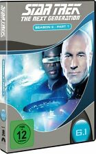 STAR TREK: THE NEXT GENERATION, Season 6.1 (3 DVDs) NEU+OVP