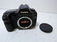 Canon EOS 5D DSLR Black Body Only Parts Repair