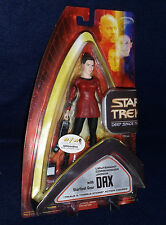 "Star Trek Deep Space Nine TRIALS & TRIBBLE-ATIONS JADZIA DAX 7"" Figure Diamond"