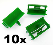 10x BMW E60 E61 5 Series- Plastic Trim Clip Fastener Side Skirt Sill Moulding