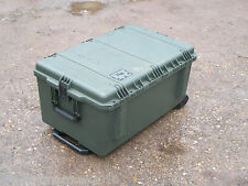 PELI iM2975 Storm Case Water & Crush Proof MOD Army Suitcase Wheels & Handle NEW