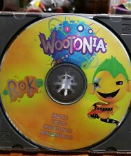 WOOTONIA - Music Video Ringtones Wallpapers (disc  only) PC CD ROM - FREE POST