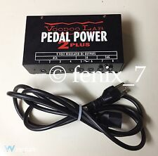 Voodoo Lab | Pedal Power 2 Plus Supply 9V/18V 8-Isolated 120VAC Multi Effects