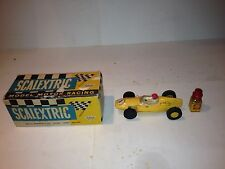 Triang scalextric C58 cooper boxed