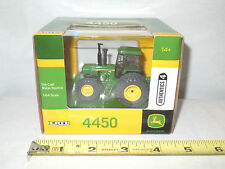 John Deere 4450 With MFWD & Duals  #4 Authentics By Ertl  1/64th Scale