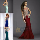 New Sexy Formal Evening Dress Women Formal Party Prom Gown Long Bridesmaid Dress