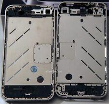 CHASSIS BEZEL METAL COMPLET HAUTE QUALITE CONTOUR ALU AVEC PLAQUE POUR IPHONE 4