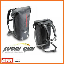 ZAINO WATERPROF WP403 35 LITRI GIVI
