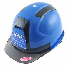 TOYO Safety helmet Royal Blue smoke No.390F-OTSS New Japan F/S w/Tracking