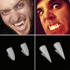 Ht Sale Halloween Fancy Dress Vampire Teeth Denture Devil Fangs Costume Party