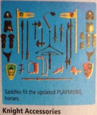 Playmobil Castle 7711 Knight Accessories - NEW