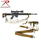 4007 / 4077 Rothco Military 3-point Rifle Sling