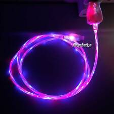 Double Color Glow in the Dark Charging Cable LED Charger for iPhone 5, 6, 6 Plus