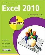 Price, Michael-Excel 2010 In Easy Steps  BOOK NEW