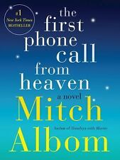 The First Phone Call from Heaven by Mitch Albom (Hardcover)