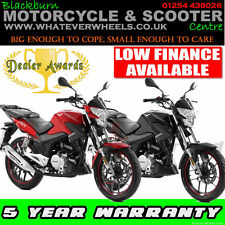Lexmoto ZSX 125cc learner legal Commuter motorcycle - Not YBR Motorbike