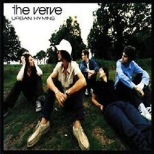 "THE VERVE ""URBAN HYMS"" CD MIT BITTER SWEET SYMPHONY NEW+"