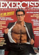 EXERCISE FOR MEN ONLY MAGAZINE NOVEMBER 1985