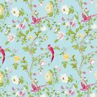 Dolls House Wallpaper 1/12th 1/24th scale Birds Quality Paper #148