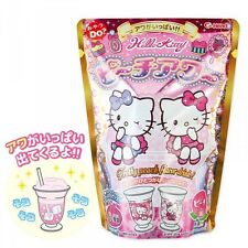 UK Seller Japanese Sweets Hello Kitty DIY Kit Jelly Drink & Cup Popin Cookin