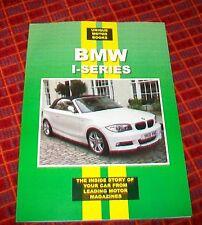 BMW SERIE 1 PROVE SU STRADA, ristampa. LIBRO univoco. 120i m135i 123d 130i M Sport Coupe