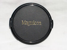 MAGNICON  72mm plastic front lens cap  Japan #01137
